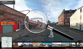 google street find